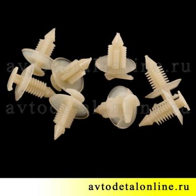 Кнопка клипса УАЗ Патриот 3163 и УАЗ 3160 для обивки салона, 3160-6102053, фото, размеры