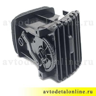 Дефлектор/Дефростер УАЗ 2014 г  Патриот 3163-8104310 центральный без передней панели и пружин, фото