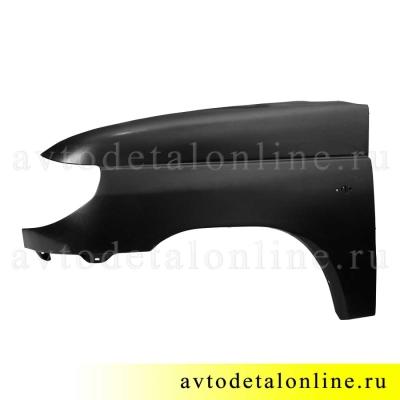 Пластиковое крыло УАЗ Патриот переднее левое, замена 3163-8403013, фото
