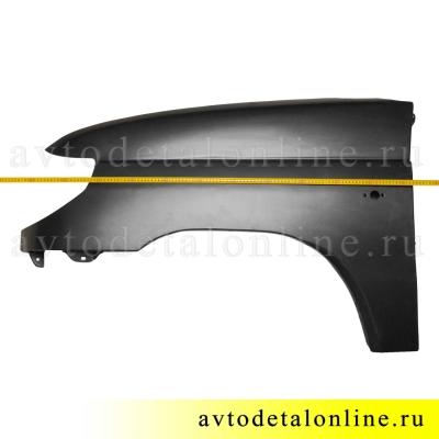 Крыло переднее левое УАЗ Патриот, пластиковое на замену 3163-8403013, купить