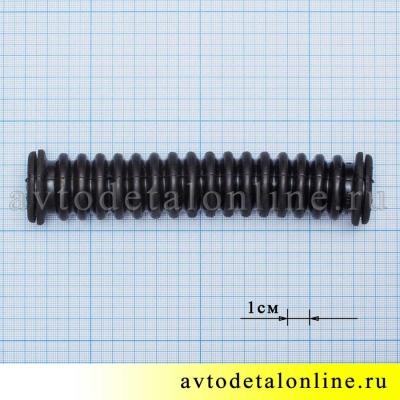 Резиновая гофра УАЗ Патриот 3163, задней двери, 3160-3724320, фото с размерами