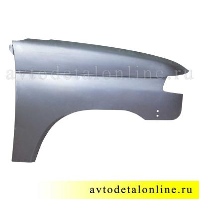 Крыло УАЗ Патриот переднее правое металл, замена 3163-80-8403010, фото