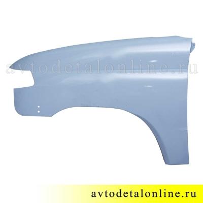 Крыло УАЗ Патриот переднее левое металл+грунт, замена 3163-80-8403011, фото
