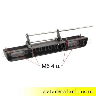 Ручка задка УАЗ Патриот наружная 3160-6305150-10, фото
