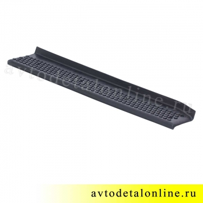 Резиновая накладка бокового ограждения УАЗ Патриот 3160-8405570 передняя, правая