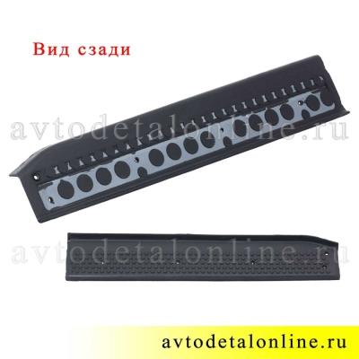 Резиновая накладка подножки Патриот УАЗ передняя, правая 3160-8405570