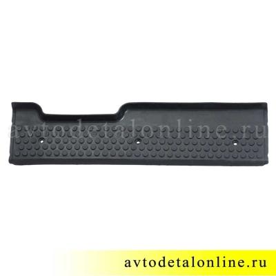 Резиновая накладка порога Патриот УАЗ 3160-8405581 средняя, левая
