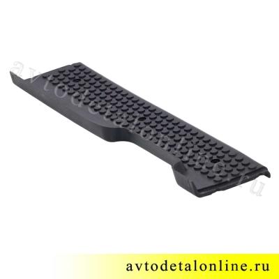 Накладка на пороги УАЗ Патриот резиновая 3160-8405581 средняя, левая