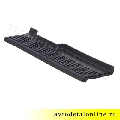Резиновая накладка бокового ограждения УАЗ Патриот 3160-8405581 средняя, левая