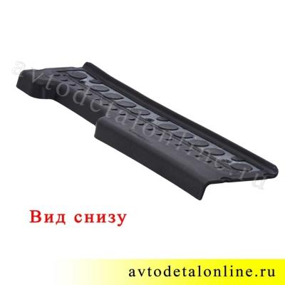 Резиновая накладка подножки Патриот УАЗ средняя, левая 3160-8405581