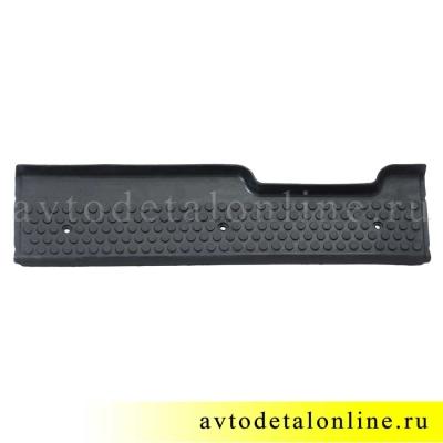 Резиновая накладка порога Патриот УАЗ 3160-8405580 средняя, правая