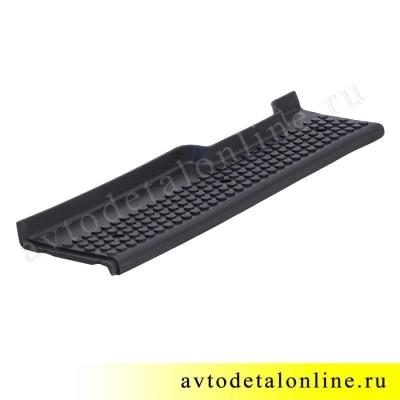 Накладка на пороги УАЗ Патриот резиновая 3160-8405580 средняя, правая