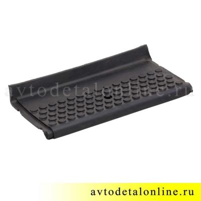 Резиновая накладка порога Патриот УАЗ 3162-8405585 средняя №2, короткая