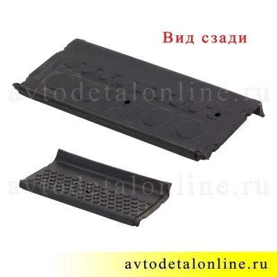 Резиновая накладка бокового ограждения УАЗ Патриот 3162-8405585 средняя №2, короткая
