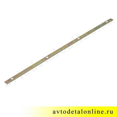 Планка накладки порога Патриот УАЗ 3162-8405050 на трубу бокового ограждения
