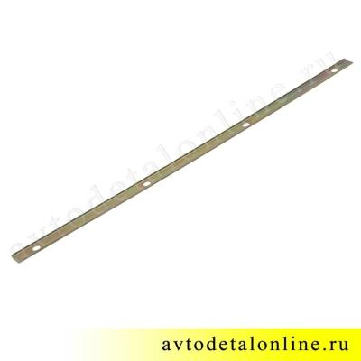 Планка накладки на пороги УАЗ Патриот на трубу бокового ограждения 3162-8405050