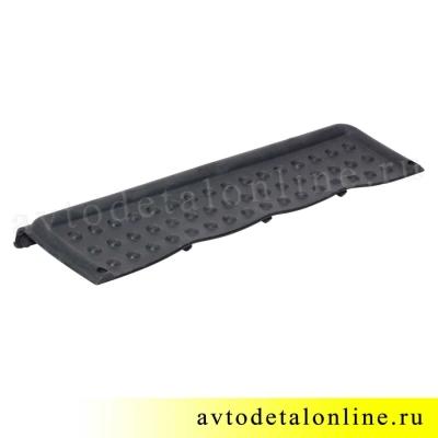 Резиновая накладка заднего бампера Патриот УАЗ до 2015 г, каталожный номер 3160-2804048
