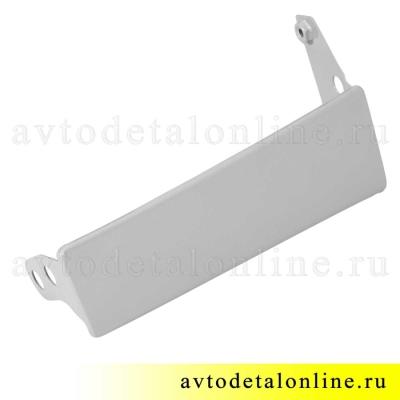 Правая облицовка радиатора Патриот УАЗ 31631-8401020, ресничка на фары до 2015 года