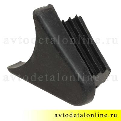 Заглушка накладки бокового ограждения УАЗ Патриот 3162-8405040 на защитную трубу порога