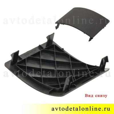 На панель приборов заглушка дефлектора воздуха УАЗ Патриот 31638-5109168