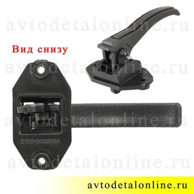 """Внутренняя ручка двери багажника УАЗ Патриот 3160-6105180, """"крючок"""" задней двери"""