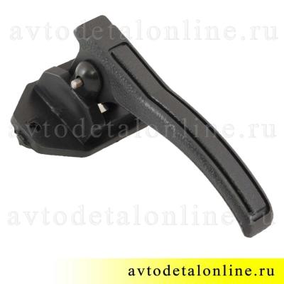"""Внутренняя дверная ручка УАЗ Патриот 3160-6105180 """"крючок"""" задней двери"""
