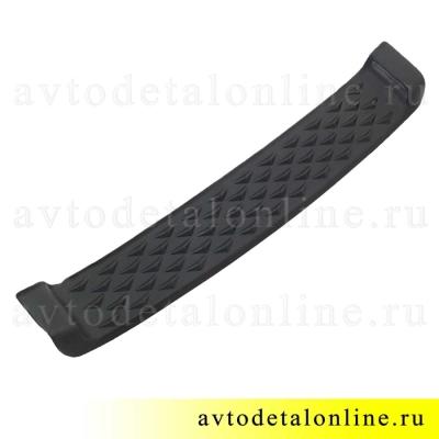 Накладка переднего бампера УАЗ Патриот 3163-2803019 с металлической арматурой внутри