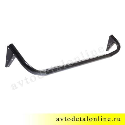 Подножка УАЗ Патриот, усиленное боковое ограждение кузова  3162-8405012 защитная труба порогов правая
