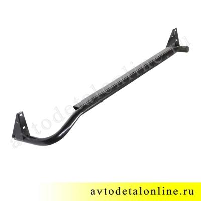 Подножка УАЗ Патриот, усиленное боковое ограждение кузова  3162-8405013 защитная труба порогов левая
