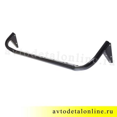 Силовая труба порогов УАЗ Патриот левая 3162-8405013 внешнее боковое ограждение подножки без накладки