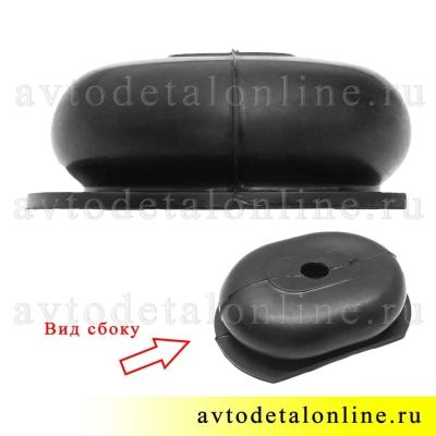 УАЗ резиновый пыльник КПП Патриот на замену уплотнителя пола 3163-5130014