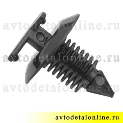 Кнопка пистон крепления обшивки дверей УАЗ Патриот 3160-6102053, клипса применяется и для ВАЗ 2108-6102053