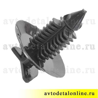Клипса-пистон крепления обшивки дверей УАЗ Патриот 3160-6102053, кнопка применяется и для ВАЗ 2108-6102053