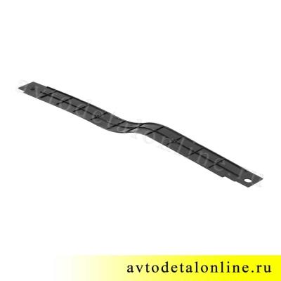 Облицовка порога пола на УАЗ Патриот передняя левая, каталожный номер накладки порога 3160-5109073