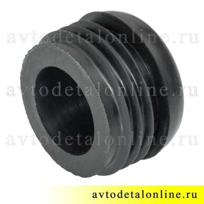 Круглая заглушка N2 бокового ограждения УАЗ Патриот 3162-8405055 для защитной трубы порогов 3162-8405013