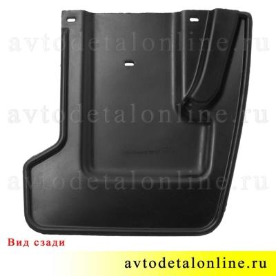 Левый брызговик УАЗ Патриот задний 3160-8404421, резиновый