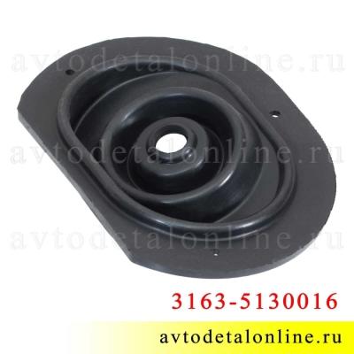 Пыльник КПП УАЗ Патриот 3163-5130016-08А устанавливается на рычаги с 2008 года