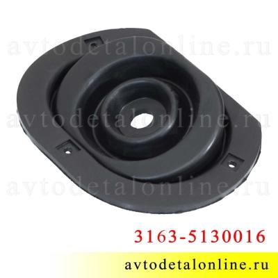 Пыльник кулисы УАЗ Патриот 3163-5130016-08А, резиновый, устанавливается на рычаги КПП с 2008 года