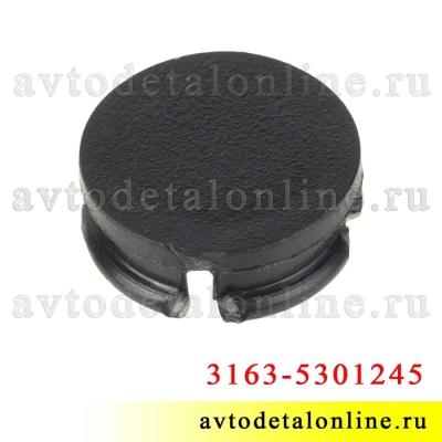 Пробка-заглушка крепления обшивки дверей УАЗ Патриот 3163-5301245-04 для вкладыша 3163-5301244