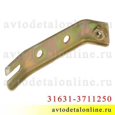 Верхний кронштейн крепления передней фары УАЗ Патриот рестайлинг 2008 года 3163-10-3711250, правый