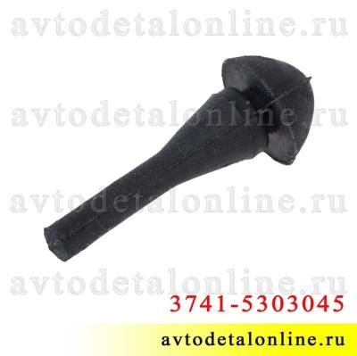 Резиновый буфер крышки лючка бензобака УАЗ Хантер 3741-5303045