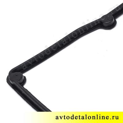 Прокладка крышки клапанов УАЗ Патриот 3163 Евро-4, замена для двигателя ЗМЗ-409, номер 40624.1007245-10, фото