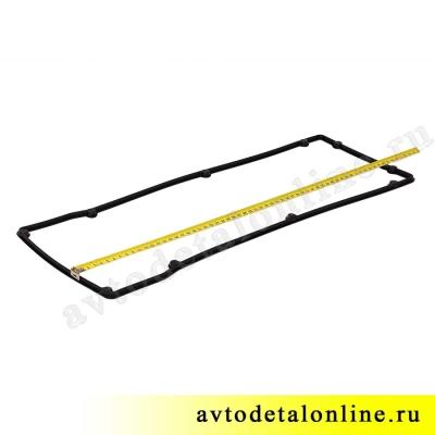 Прокладка крышки толкателей УАЗ Патриот Евро-4, замена для двигателя ЗМЗ-409, номер 40624.1007245-10, фото