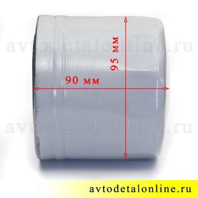 Фильтр масла УАЗ Патриот, Хантер, Буханка, замена 2101-1012005-20 Колан, фото