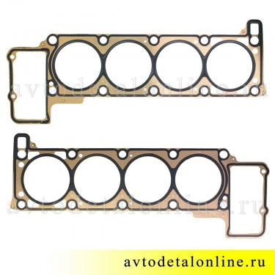Espra прокладка головки блока ЗМЗ 409, 405, замена 40624.1003020 на УАЗ Патриот Евро-3