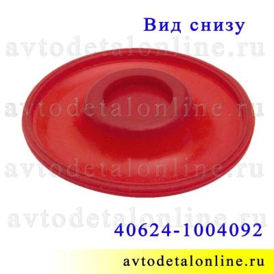 Силиконовая диафрагма клапанной крышки ЗМЗ-409 УАЗ, ГАЗ, на замену уплотнителя крышки сапуна 40624.1004092