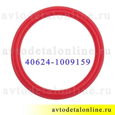 Красная силиконовая прокладка пробки маслозаливной горловины ЗМЗ-409 УАЗ, ГАЗ Евро-4, 3, замена 40624-1009159