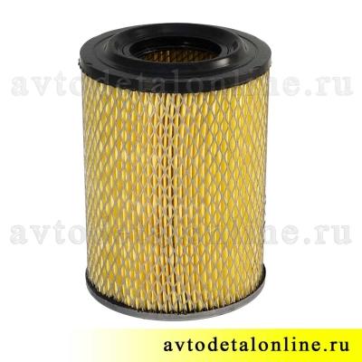 Фильтр воздушный УАЗ Патриот, Хантер, двигатель ЗМЗ-409, купить на замену 3160-1109080-12, размер, фото