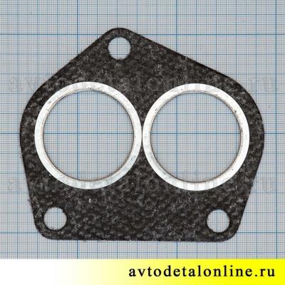 Прокладка под приемную трубу глушителя и коллектор, УАЗ 3160 Патриот, 3160-1203020, двигатель УМЗ-421, фото