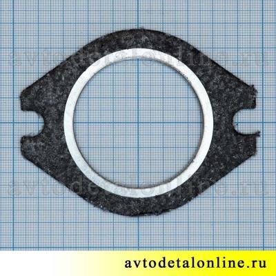 Прокладка между приемной трубой глушителя и коллектором, 3160, УАЗ-469, Хантер, 3151, Буханка, 452-1203020